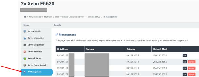 IP Management