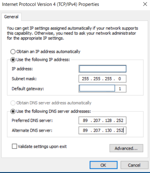 IP-protocol General