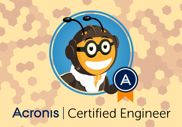 snel acronis certified