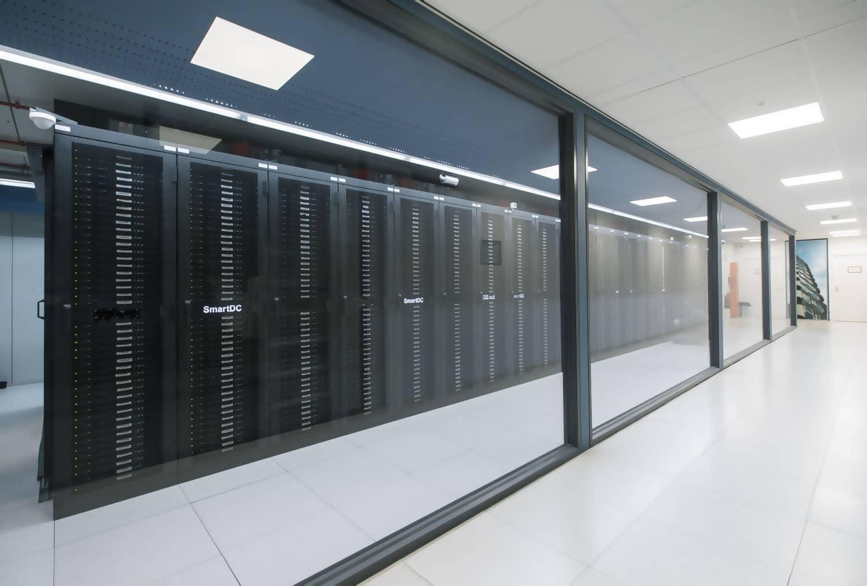 Suite met servers