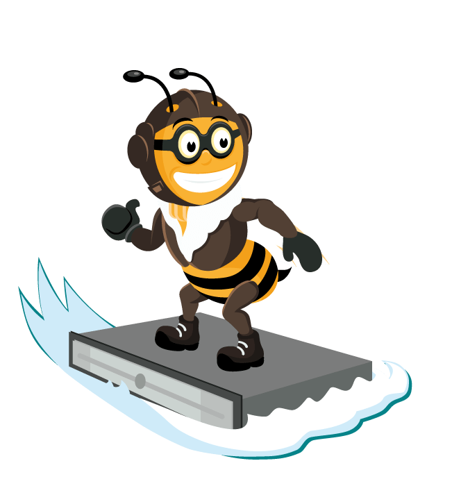 bee-surf