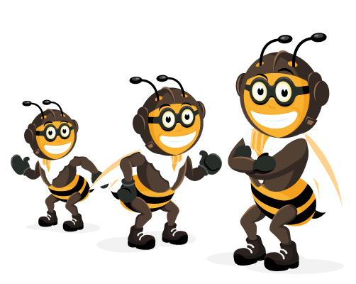 bees-growth