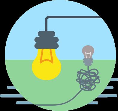 bulbs-lines
