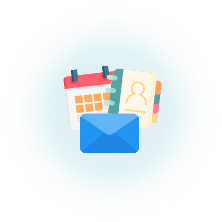 access to email and calendar