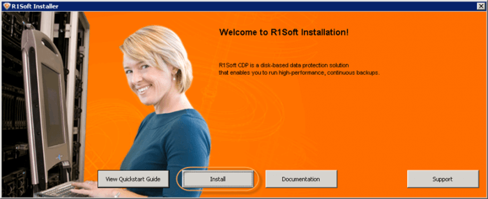 R1soft agent installation 2