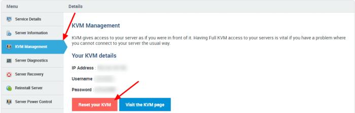 kvm-management