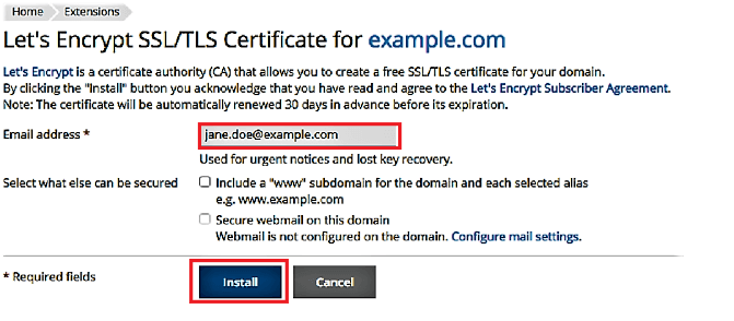 lets-encrypt-ssl