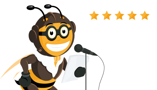 review-bee