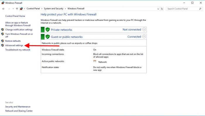 windows server 2016 advanced