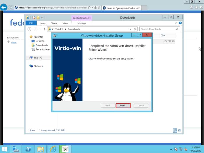 Virtio Installer-6