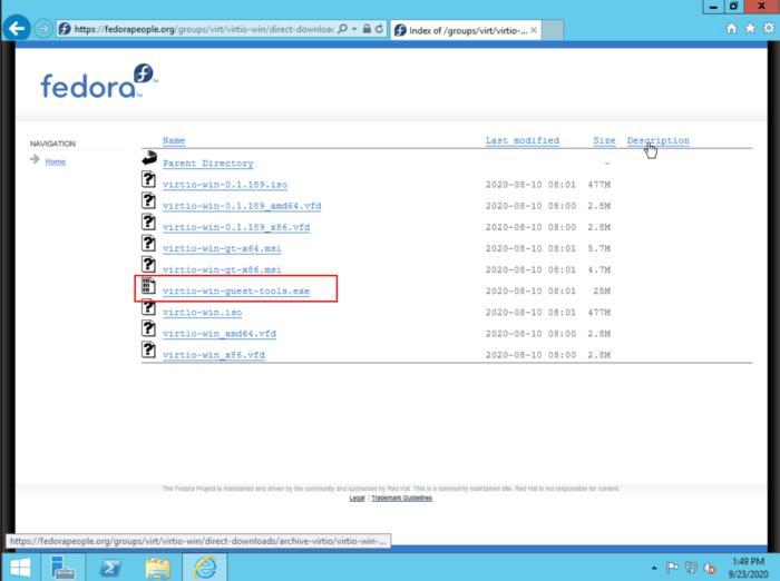 Fedora File