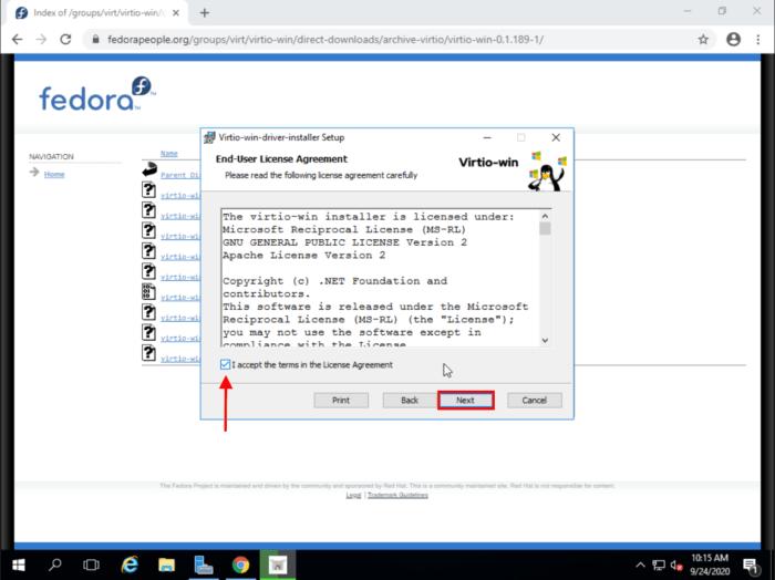 WS2016 Virtio Win Installer-3
