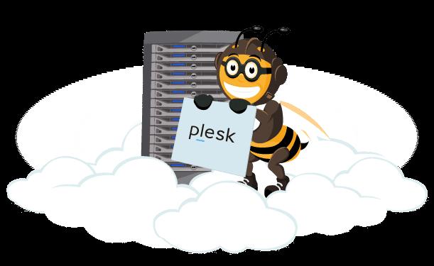 managed plesk vps