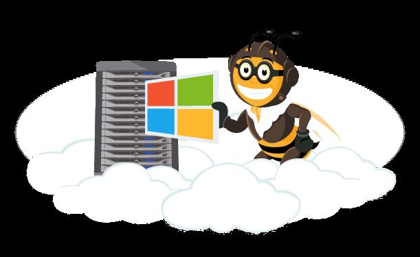 managed windows vps