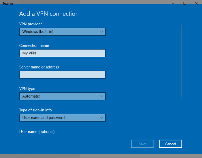 vpn-connection