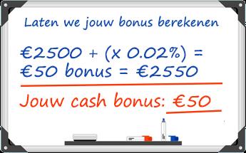 SnelWallet bonus whiteboard